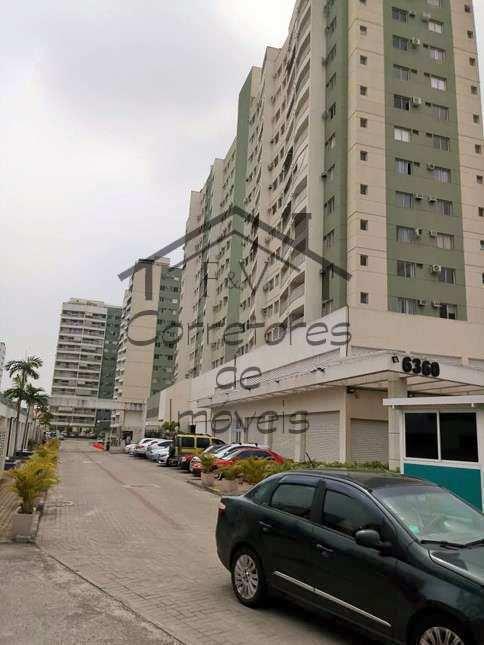 Apartamento à venda Rua Bernardo Taveira,Vicente de Carvalho, zona norte,Rio de Janeiro - R$ 340.000 - FV739 - 3