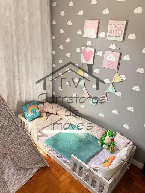 Apartamento à venda Estrada da Água Grande,Vista Alegre, zona norte,Rio de Janeiro - R$ 215.000 - FV755 - 18