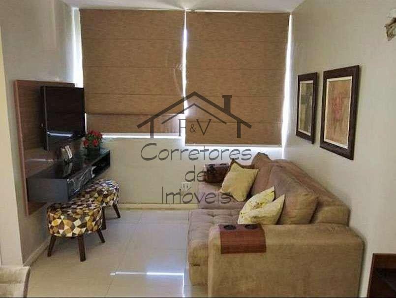Apartamento à venda Rua Ministro Ribeiro da Costa,Cordovil, zona norte,Rio de Janeiro - R$ 165.000 - FV723 - 3