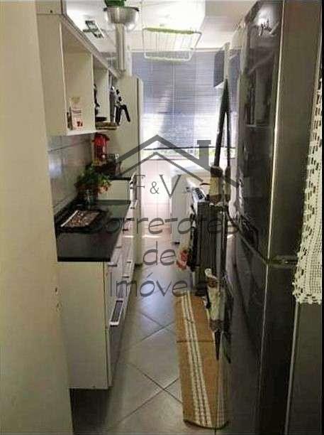 Apartamento à venda Rua Ministro Ribeiro da Costa,Cordovil, zona norte,Rio de Janeiro - R$ 165.000 - FV723 - 4