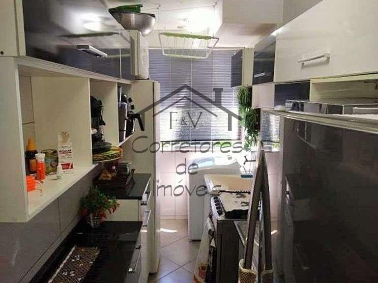 Apartamento à venda Rua Ministro Ribeiro da Costa,Cordovil, zona norte,Rio de Janeiro - R$ 165.000 - FV723 - 5