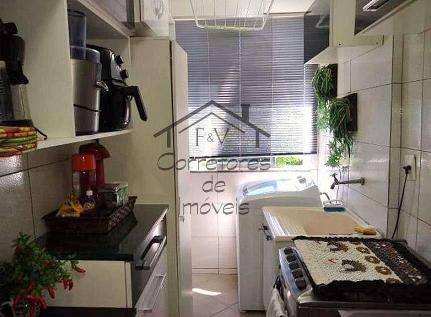 Apartamento à venda Rua Ministro Ribeiro da Costa,Cordovil, zona norte,Rio de Janeiro - R$ 165.000 - FV723 - 6
