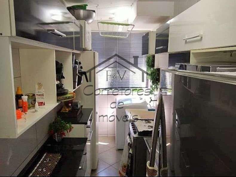 Apartamento à venda Rua Ministro Ribeiro da Costa,Cordovil, zona norte,Rio de Janeiro - R$ 165.000 - FV723 - 7