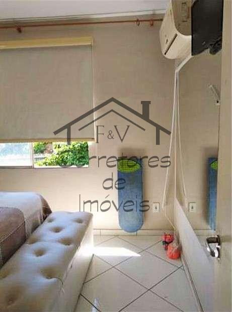 Apartamento à venda Rua Ministro Ribeiro da Costa,Cordovil, zona norte,Rio de Janeiro - R$ 165.000 - FV723 - 9