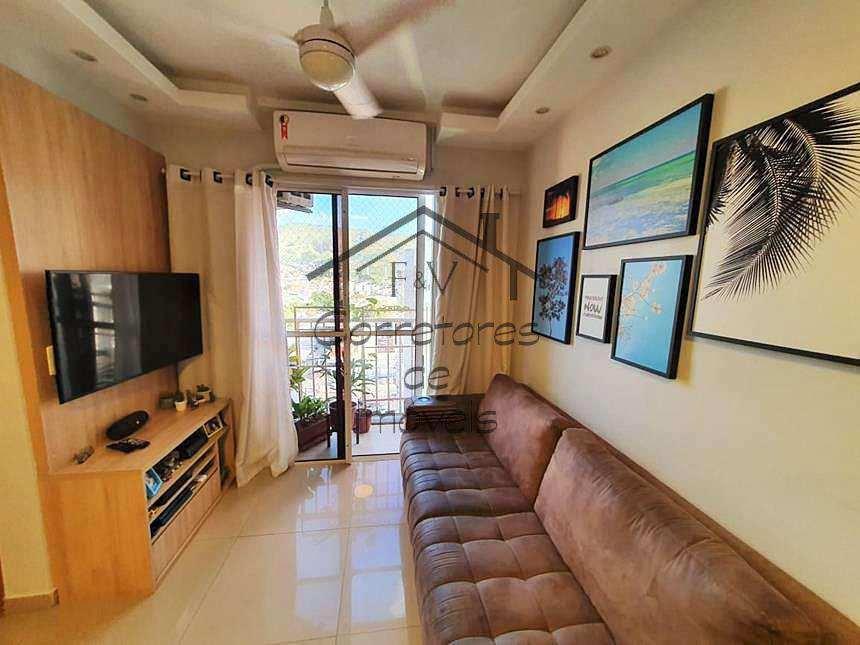 Apartamento à venda Avenida Ernani Cardoso,Cascadura, zona norte,Rio de Janeiro - R$ 245.000 - FV728 - 1