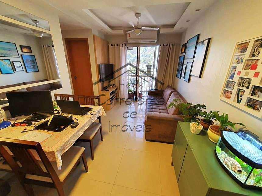 Apartamento à venda Avenida Ernani Cardoso,Cascadura, zona norte,Rio de Janeiro - R$ 245.000 - FV728 - 3