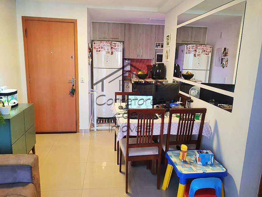 Apartamento à venda Avenida Ernani Cardoso,Cascadura, zona norte,Rio de Janeiro - R$ 245.000 - FV728 - 4