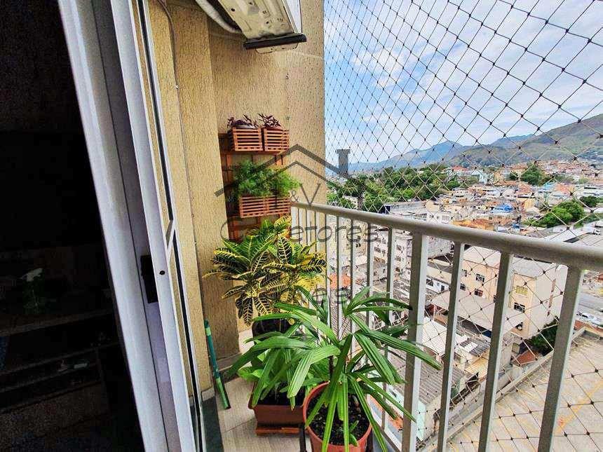 Apartamento à venda Avenida Ernani Cardoso,Cascadura, zona norte,Rio de Janeiro - R$ 245.000 - FV728 - 7
