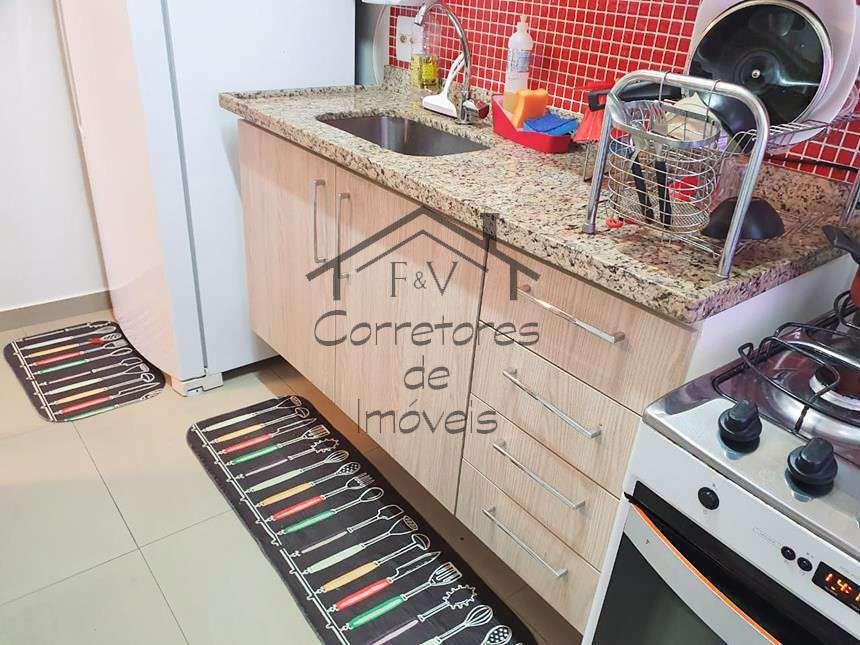 Apartamento à venda Avenida Ernani Cardoso,Cascadura, zona norte,Rio de Janeiro - R$ 245.000 - FV728 - 8