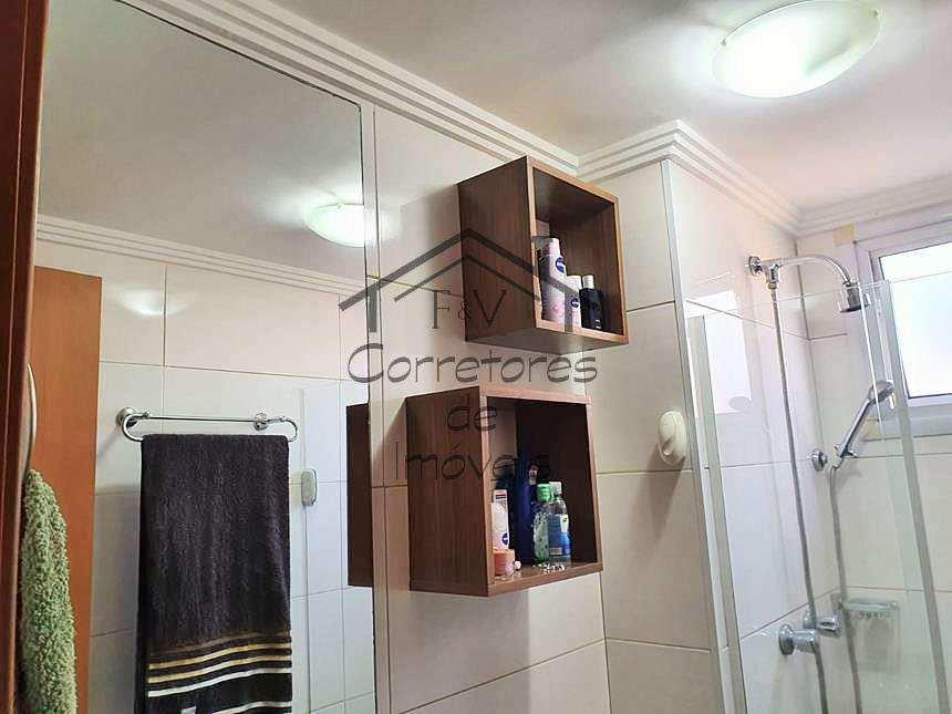 Apartamento à venda Avenida Ernani Cardoso,Cascadura, zona norte,Rio de Janeiro - R$ 245.000 - FV728 - 18