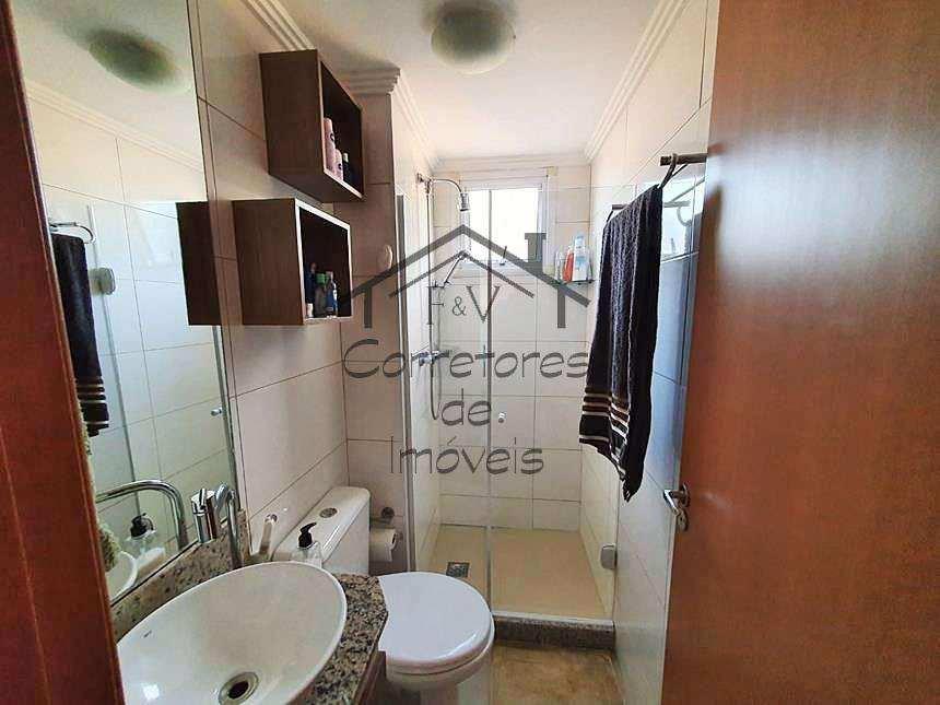 Apartamento à venda Avenida Ernani Cardoso,Cascadura, zona norte,Rio de Janeiro - R$ 245.000 - FV728 - 20