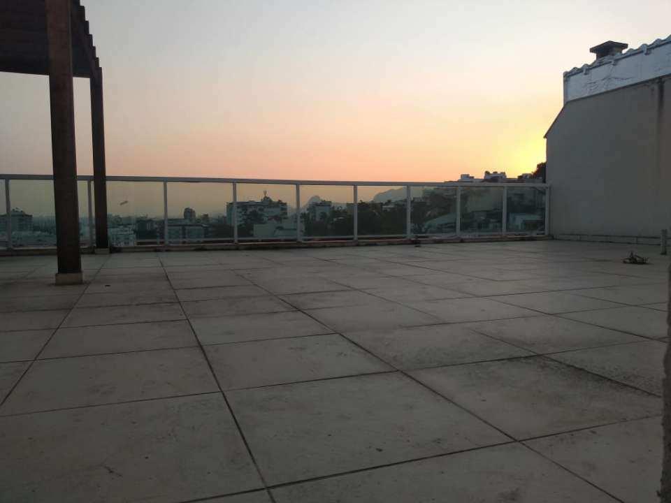 Terraço - Cobertura 2 quartos para venda e aluguel Rio de Janeiro,RJ - R$ 792.000 - JPA2 - 16