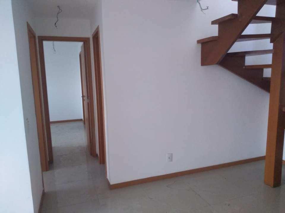 Acesso aos quartos - Cobertura 2 quartos para venda e aluguel Rio de Janeiro,RJ - R$ 792.000 - JPA2 - 19