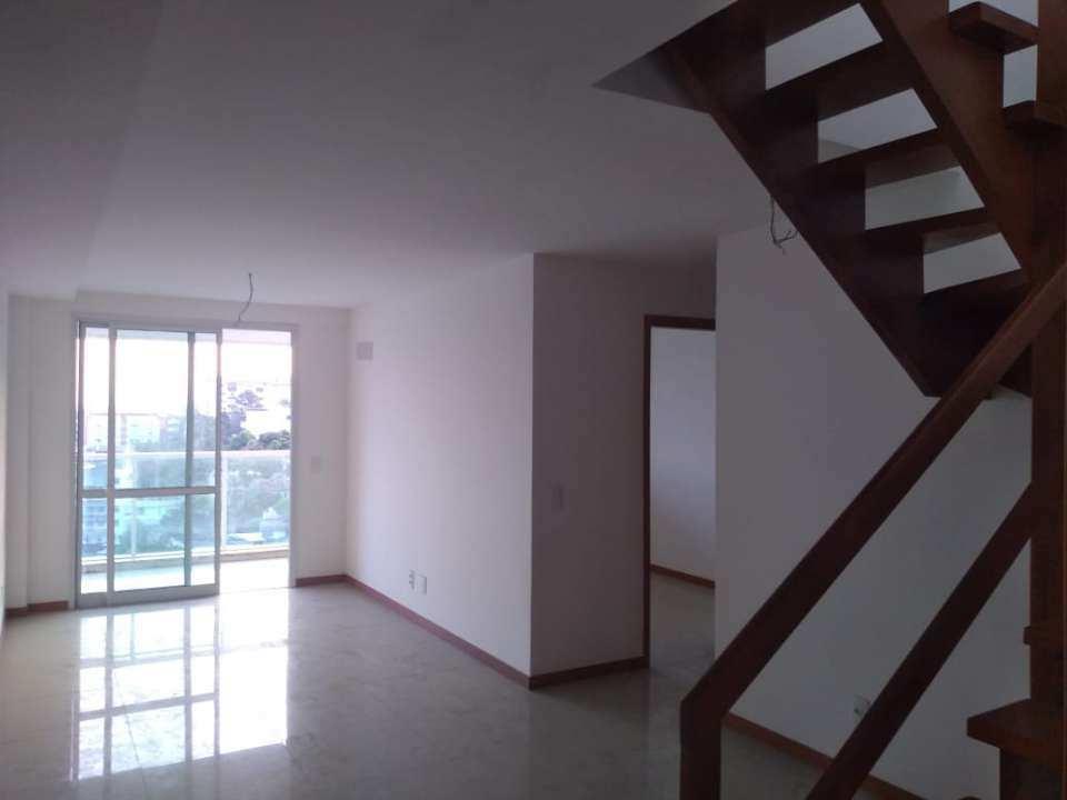 Sala para 2 ambientes - Cobertura 2 quartos para venda e aluguel Rio de Janeiro,RJ - R$ 792.000 - JPA2 - 22