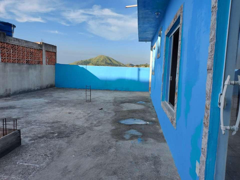 Casa 1 quarto à venda Rio de Janeiro,RJ - R$ 140.000 - 12 - 7