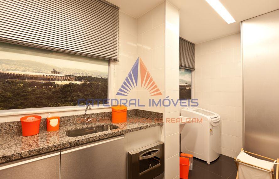 Apartamento À Venda - Engenho Nogueira - Belo Horizonte - MG - 007 - 4