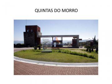 Fachada - QUINTAS DO MORRO - Estrada Morro Chapéu - Nova Lima MG - 001 - 1