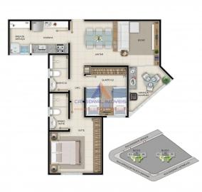 Apartamento À Venda - Engenho Nogueira - Belo Horizonte - MG - 007 - 11