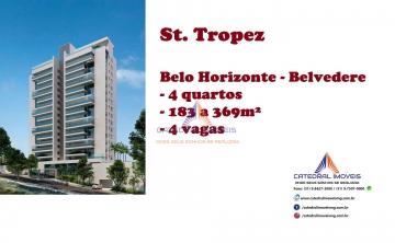 Apartamento À Venda - Belvedere - Belo Horizonte - MG - 008 - 36