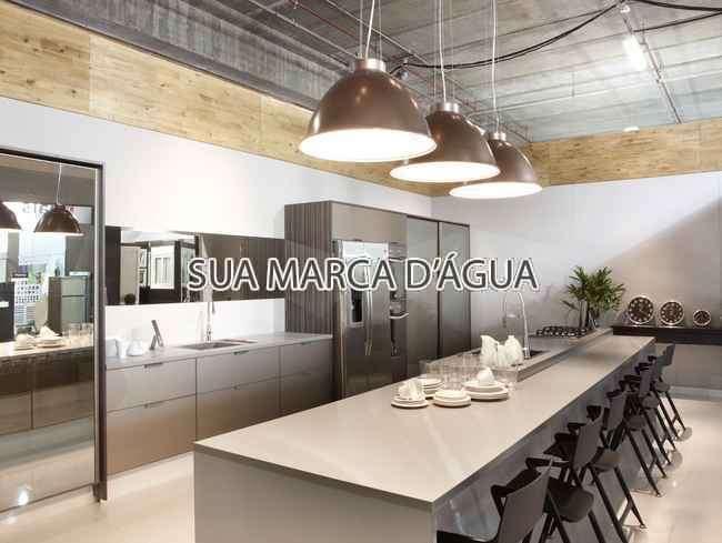 Cozinha - Cobertura Para Venda ou Aluguel no Lançamento Green House - Rio de Janeiro - RJ - Penha Circular - 0004 - 8
