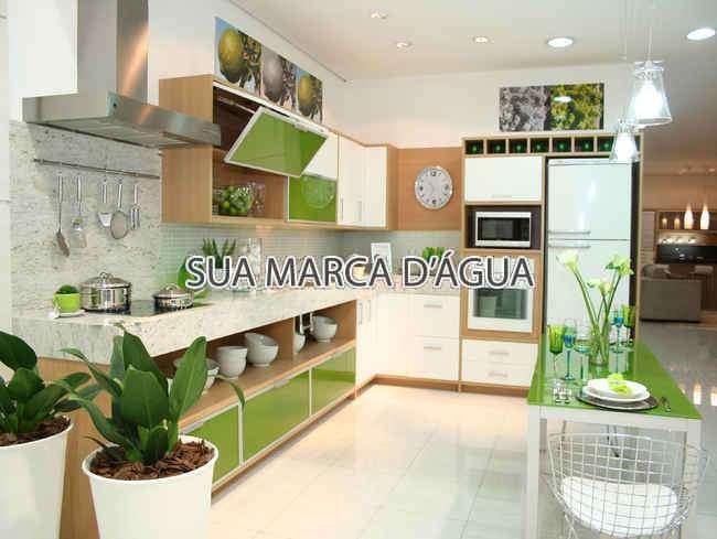 Cozinha - Cobertura Para Venda ou Aluguel - 0008 - 9