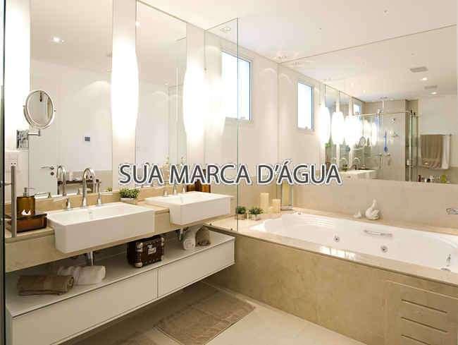 Banheiro - Casa À Venda no Lançamento Green House - Rio de Janeiro - RJ - Penha Circular - 0010 - 7