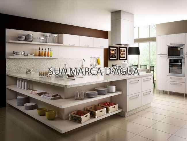 Cozinha - Casa À Venda no Lançamento Green House - Rio de Janeiro - RJ - Penha Circular - 0010 - 3