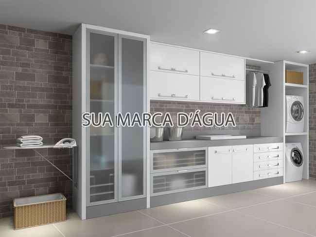 Área de Serviço - Apartamento Para Venda ou Aluguel no Lançamento Green House - Rio de Janeiro - RJ - Penha Circular - 0012 - 9
