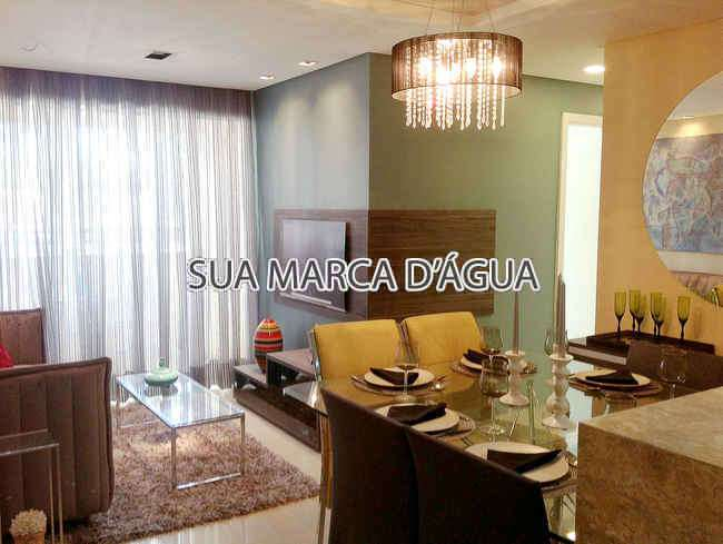 Sala de Jantar - Apartamento Para Venda ou Aluguel no Lançamento Green House - Rio de Janeiro - RJ - Penha Circular - 0012 - 4