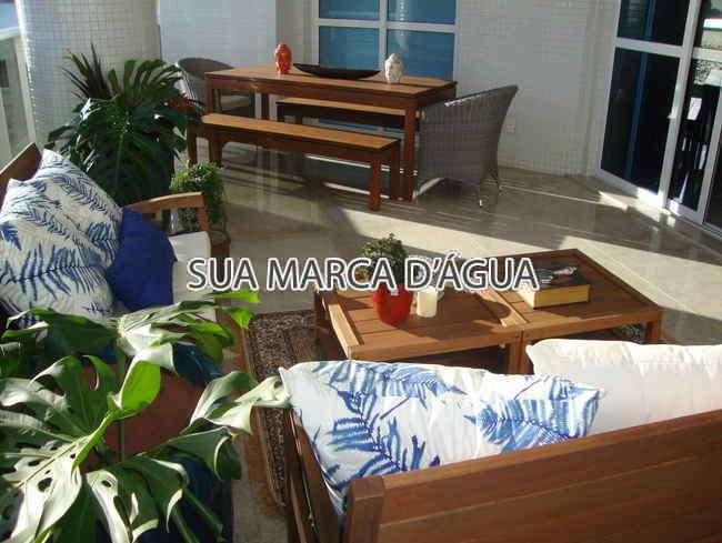 Varanda - Casa Para Venda ou Aluguel - Rio de Janeiro - RJ - Penha Circular - 0013 - 11