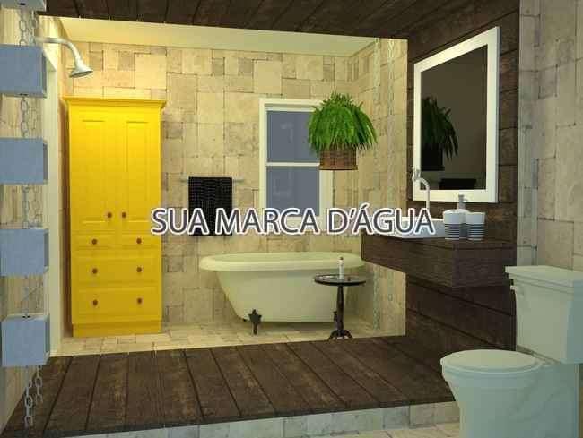 Banheiro - Casa Para Venda ou Aluguel - Rio de Janeiro - RJ - Penha Circular - 0013 - 9