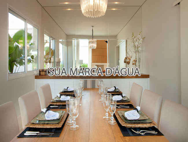 Sala de Jantar - Casa PARA ALUGAR, Cidade Nova, Belo Horizonte, MG - 0006 - 4