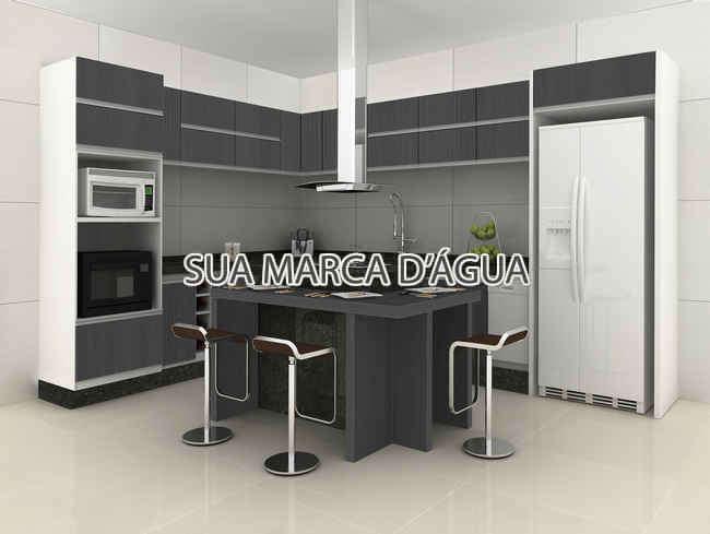 Cozinha - Casa PARA VENDA E ALUGUEL, Centro, São José, SC - 0015 - 6