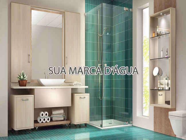 Banheiro - Casa PARA ALUGAR, Cidade Nova, Belo Horizonte, MG - 0006 - 11