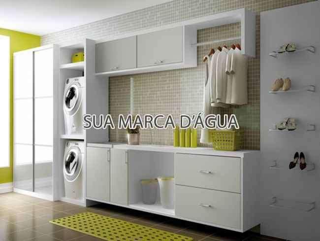 Lavanderia - Casa PARA VENDA E ALUGUEL, Braz de Pina, Rio de Janeiro, RJ - 0011 - 10