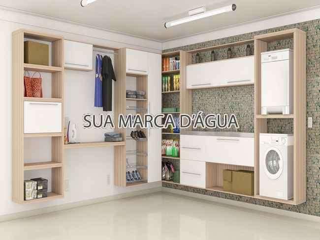 Área de Serviço - Casa PARA ALUGAR, Penha Circular, Rio de Janeiro, RJ - 0017 - 11