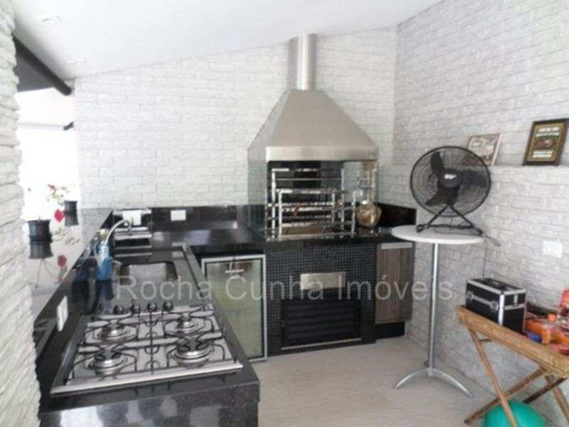 Apartamento À Venda - Alphaville Residencial Dois - Barueri - SP - ALPHA2 - 5