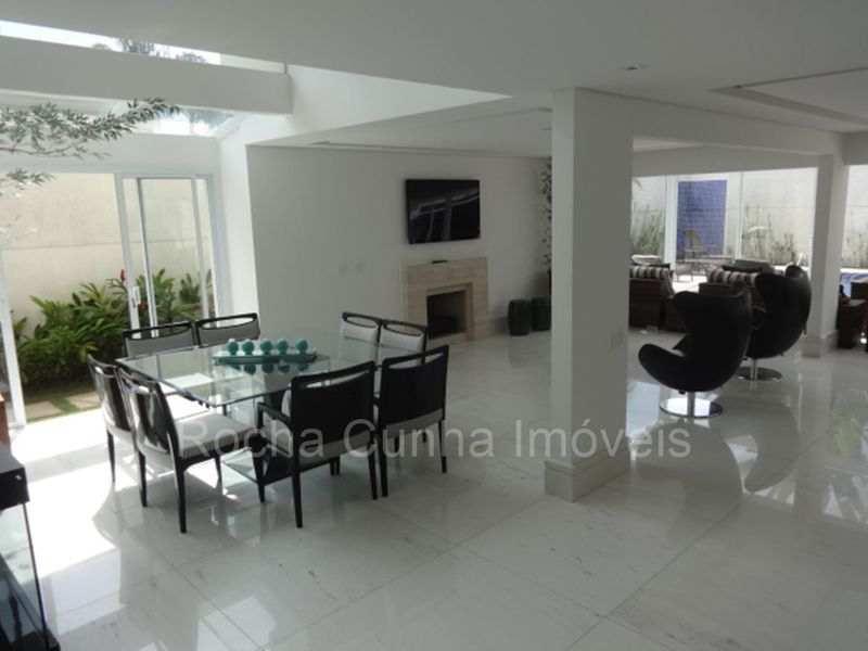 Apartamento À Venda - Alphaville Residencial Dois - Barueri - SP - ALPHA2 - 12