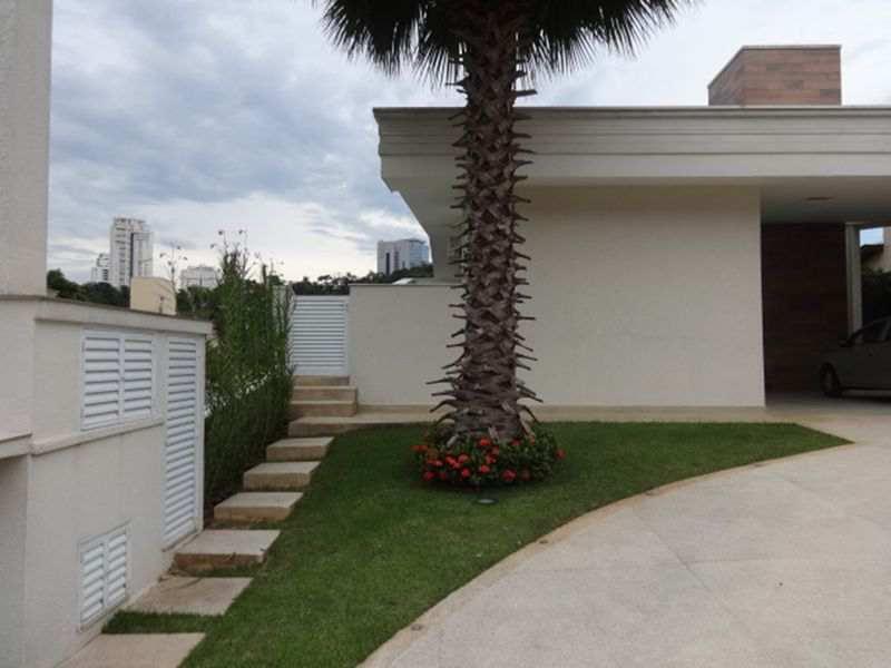 Apartamento À Venda - Alphaville Residencial Dois - Barueri - SP - ALPHA2 - 21