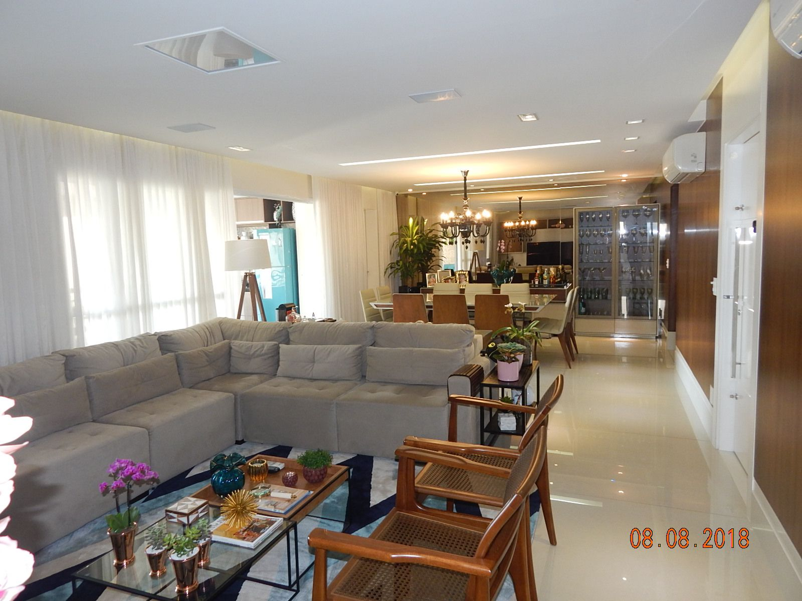 Apartamento Água Branca, São Paulo, SP À Venda, 3 Quartos, 168m² - VENDA0020 - 2