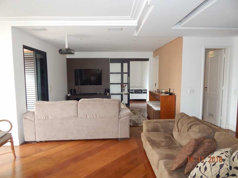 Apartamento Perdizes, São Paulo, SP Para Alugar, 3 Quartos, 136m² - LOCACAO0176 - 1