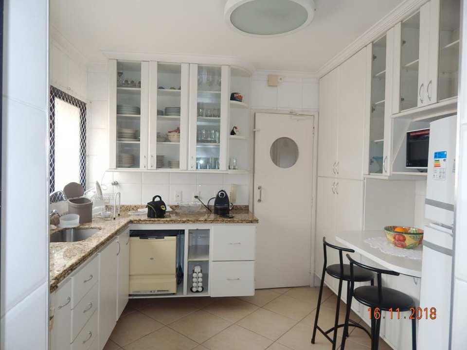 Apartamento Perdizes, São Paulo, SP Para Alugar, 3 Quartos, 136m² - LOCACAO0176 - 6