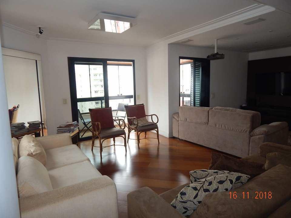 Apartamento Perdizes, São Paulo, SP Para Alugar, 3 Quartos, 136m² - LOCACAO0176 - 2