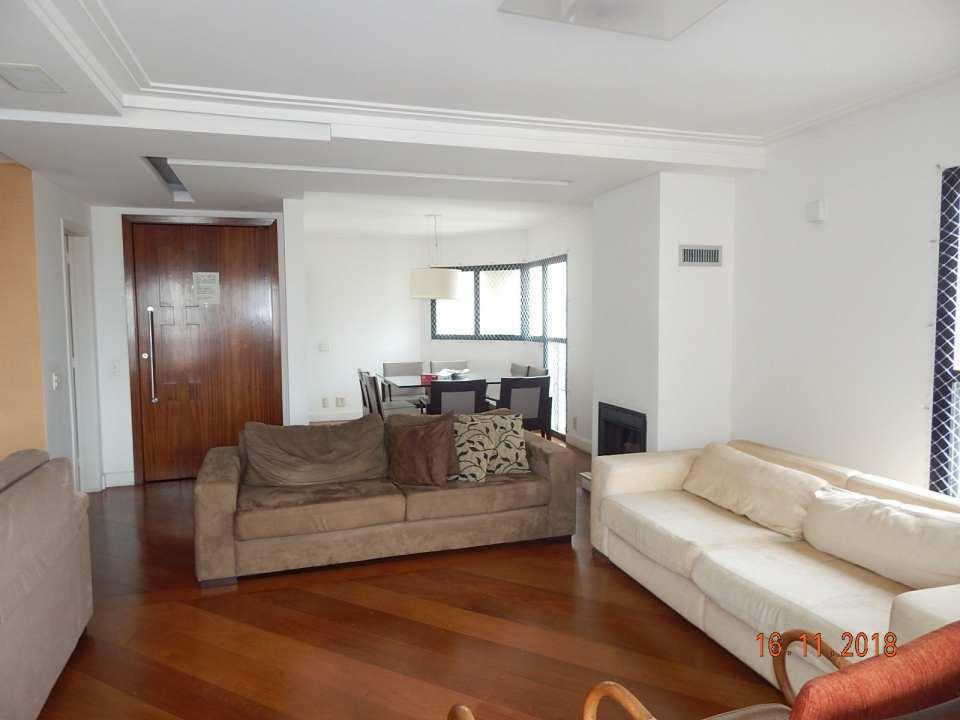Apartamento Perdizes, São Paulo, SP Para Alugar, 3 Quartos, 136m² - LOCACAO0176 - 3
