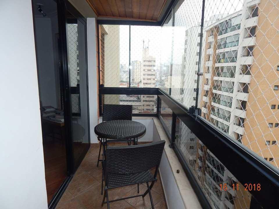 Apartamento Perdizes, São Paulo, SP Para Alugar, 3 Quartos, 136m² - LOCACAO0176 - 7