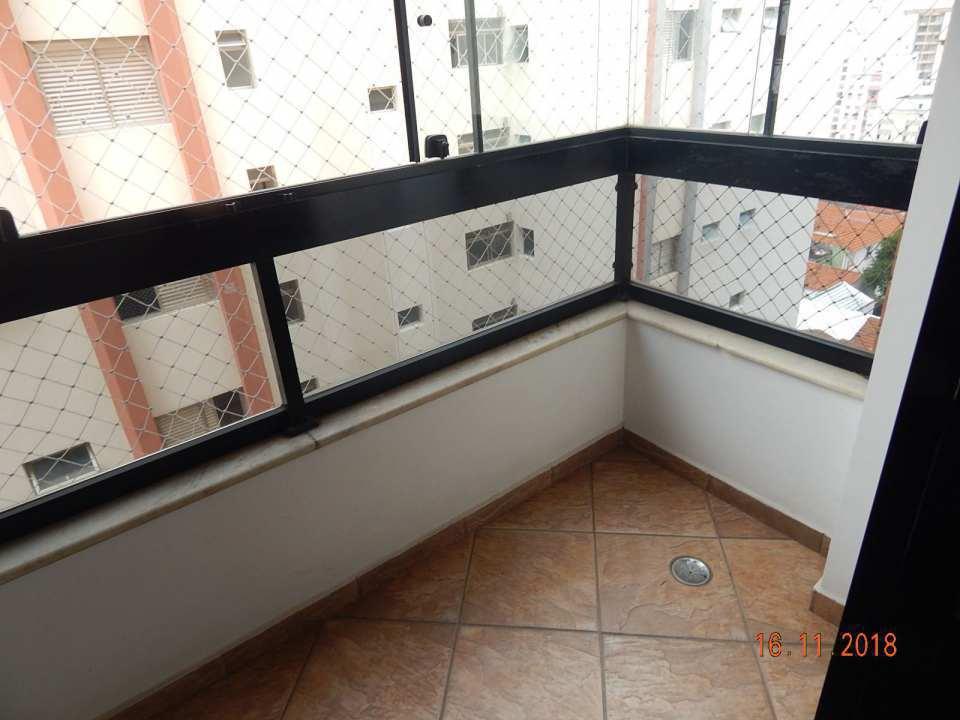 Apartamento Perdizes, São Paulo, SP Para Alugar, 3 Quartos, 136m² - LOCACAO0176 - 16