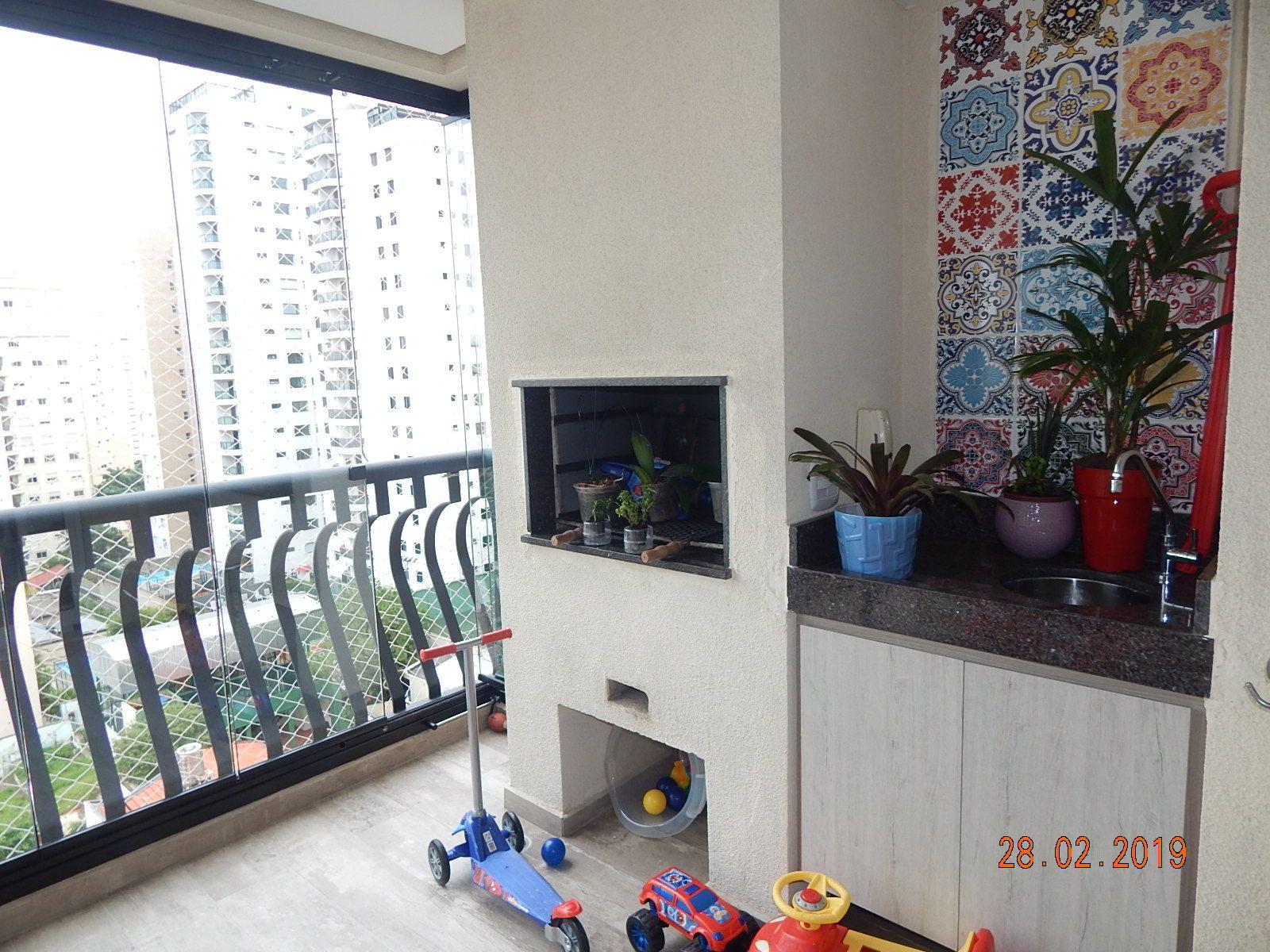 Apartamento À Venda - Perdizes - São Paulo - SP - AP0343VD - 12