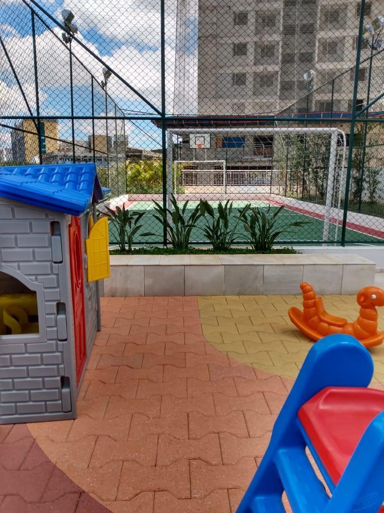 Apartamento Para Alugar - Várzea da Barra Funda - São Paulo - SP - LOCA0402 - 9