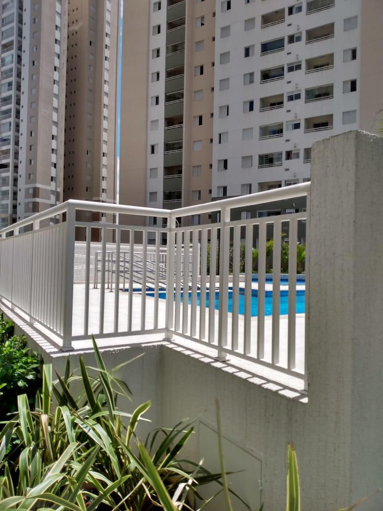 Apartamento Para Alugar - Várzea da Barra Funda - São Paulo - SP - LOCA0402 - 10