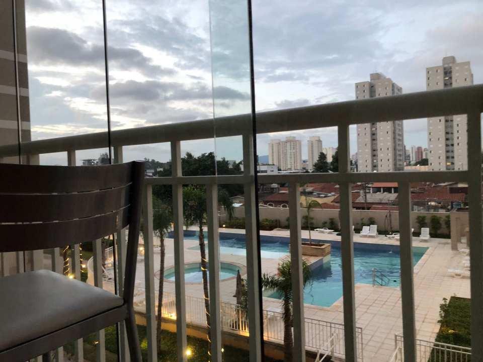 Apartamento Para Alugar - Várzea da Barra Funda - São Paulo - SP - LOCA0456 - 4